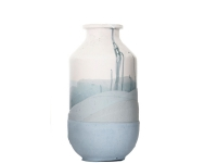 PHASE VASE BLUE / STUDIO JEROEN WAND