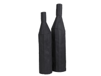 Paper Clay Bottle BLACK